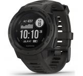 Garmin Instinct GPS Watch, Graphite Black