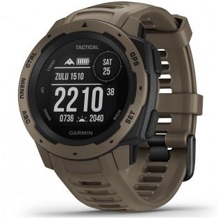 Garmin Instinct GPS Watch Coyote Tact. Ed.