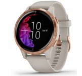 Garmin Venu 010-02173-22 GPS Watch Light Sand met Rosegold