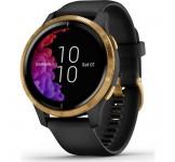 Garmin Venu 010-02173-32 GPS Watch Black met Gold