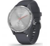 Garmin Vivomove 3S Sport 39mm Blauw Hybride Smartwatch 010-02238-00