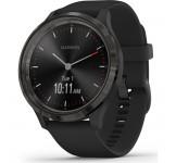 Garmin Vivomove 3 Sport 44mm Zwart Hybride Smartwatch 010-02239-01
