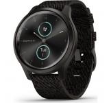 Garmin Vivomove Style 42mm Zwart Hybride Smartwatch 010-02240-03