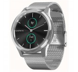 Garmin Vivomove Luxe 42mm Zilver met Milanese band