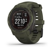 Garmin Instinct SOLAR Tactical Moss GPS Watch