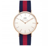 Daniel Wellington Classic Nato 40mm Oxford RG