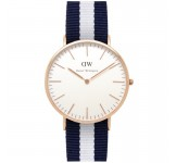 Daniel Wellington Classic Nato 40mm Glasgow RG