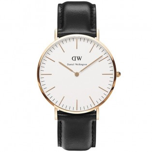 Daniel Wellington Classic 40mm Sheffield Rose Gold
