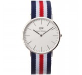 Daniel Wellington Classic Nato 40mm Canterbury