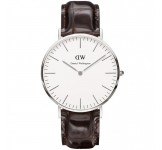 Daniel Wellington Classic 40mm York Silver