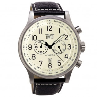 Davis Aviamatic Watch 48mm 0454