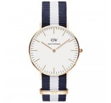 Daniel Wellington Classic Nato 36mm Glasgow RG