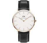 Daniel Wellington Classic 36mm Sheffield Rose Gold