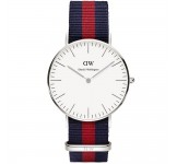 Daniel Wellington Classic Nato 36mm Oxford