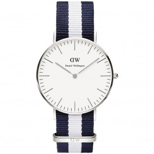 Daniel Wellington Classic Nato 36mm Glasgow