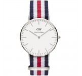 Daniel Wellington Classic Nato 36mm Canterbury