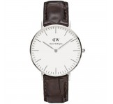 Daniel Wellington Classic 36mm York Silver