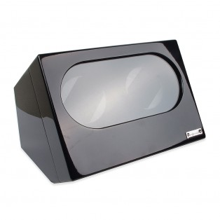 Watch-a-Round Duo Watchwinder Black
