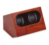 Watch-a-Round Duo Watchwinder Cherry
