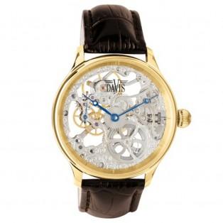 Davis 0896 Scelet Watch Horloge