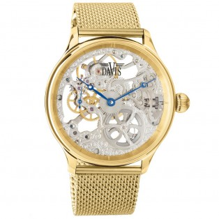 Davis 0897 Scelet Herenhorloge