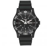 Traser P66 Elite Red Rubber Horloge