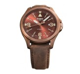 Traser P67 Officer Pro Automatic Bronze Brown 108073