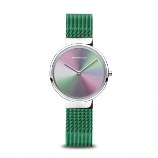 Bering 10X31 Anniversary1 Green Lights 31mm Horloge