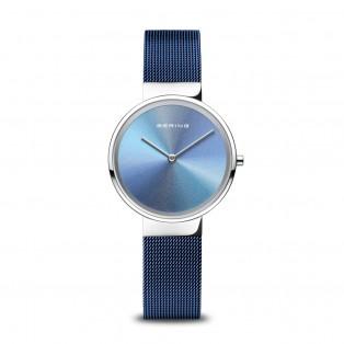 Bering 10X31 Anniversary2 Ocean Blue 31mm Horloge