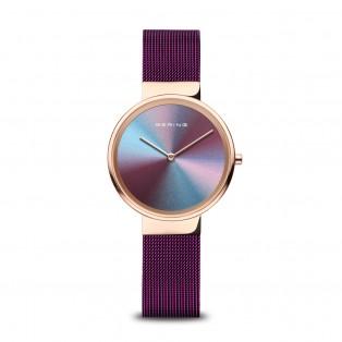 Bering 10X31 Anniversary3 Purple Lights 31mm Horloge
