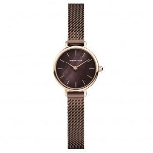 Bering 11022-265 Bruin Horloge