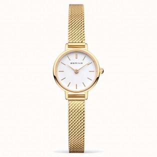 Bering 11022-334 Goud Horloge
