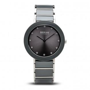 Bering 11435-789 Ceramic Grey Silver