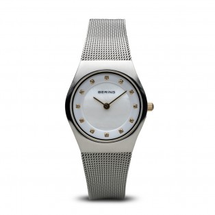 Bering 11927-004 Brushed Silver Dameshorloge
