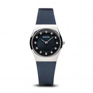 Bering 11927-307 Blue Silver Dameshorloge
