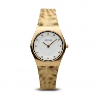 Bering 11927-334 Brushed Gold Dameshorloge
