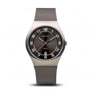 Bering 11937-007 Titanium Horloge