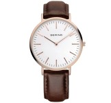 Bering 13738-564 Classic Rosegold 38mm Horloge