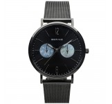 Bering 14236-123 Polished Mesh 36mm Horloge