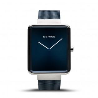Bering 14533-307 Silver Blue Herenhorloge