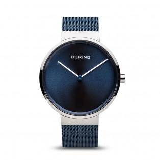 Bering 14539-307 Silver Blue Dameshorloge