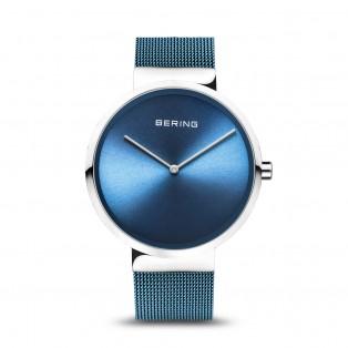 Bering 14539-308 Silver Arctic Blue Dameshorloge