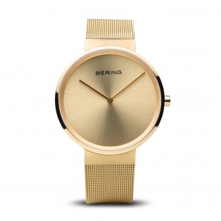 Bering 14539-333 Gold Dameshorloge