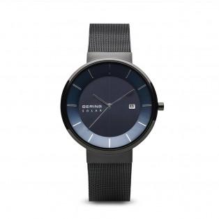Bering 14639-227 Solar 39mm Horloge
