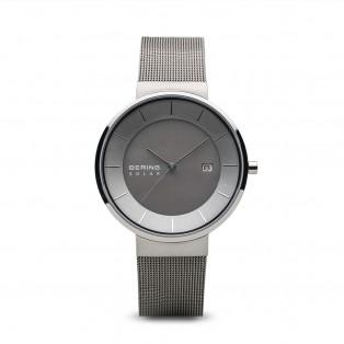 Bering 14639-309 Solar 39mm Horloge