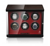 Modalo Ambiente MV4 Red Makassar Six Watchwinder