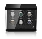 Modalo Ambiente MV4 Carbon Black Six Watchwinder