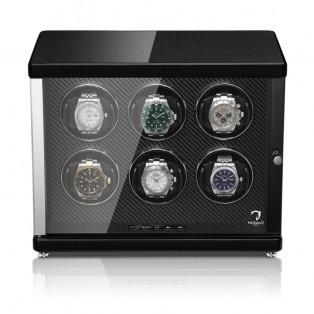 Modalo Ambiente MV4 Carbon Black Six Watchwinder