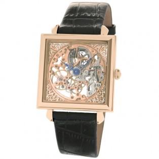 Davis 1514 Scelet Watch