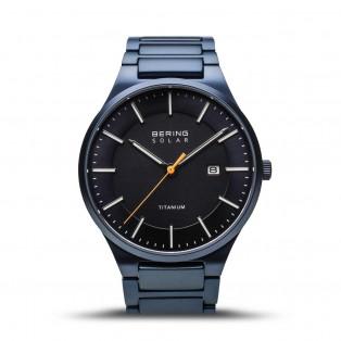 Bering 15239-797 Solar Titanium Horloge